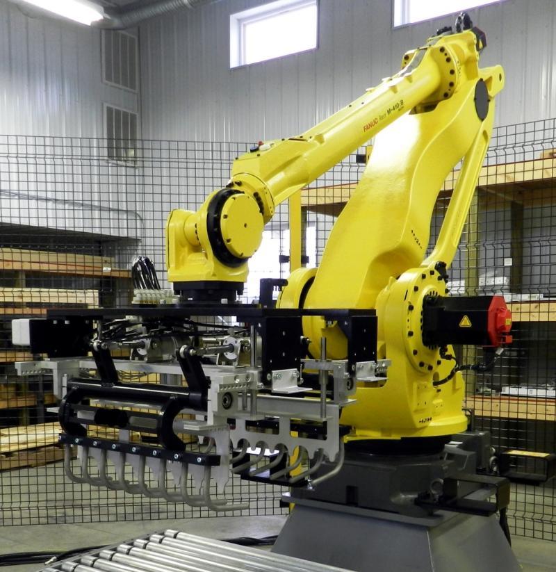 Automatyzacja paletyzacji worków